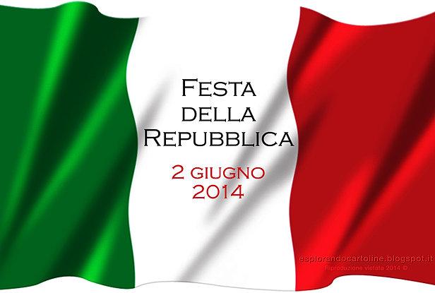 2 giugno festa della repubblica for Sito la repubblica