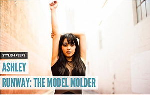 "Ashley Runway ""The Model Molder"""