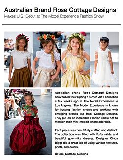 TME Fashion Show in Merge Magazine