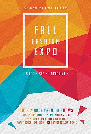 FALL FASHION EXPO
