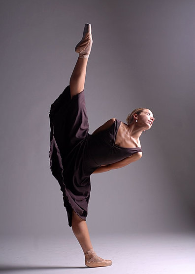 resume for dancer