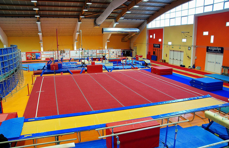 Allenamenti estivi di ginnastica artistica maschile e for Piscina e maschile o femminile