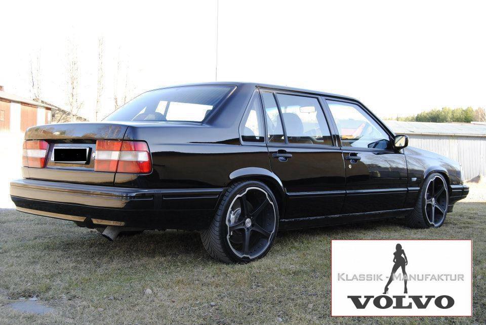 Volvo tuning sverige
