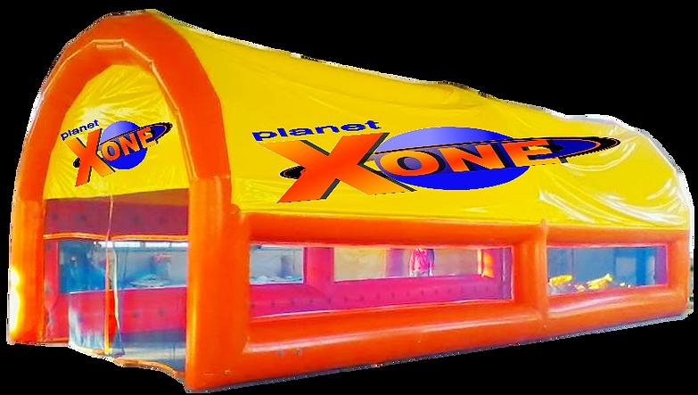 planetXone Giant Inflatable Arena