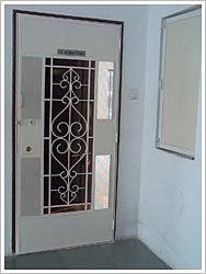 Construction and building material product supply safety - Safety wooden door designs ...