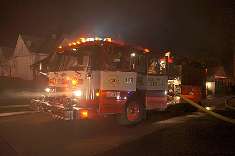 Peru Illinois Fire Department Apparatus