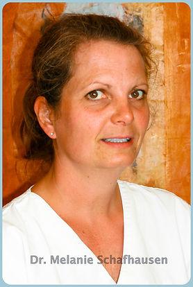 Dr. Melanie Schafhausen