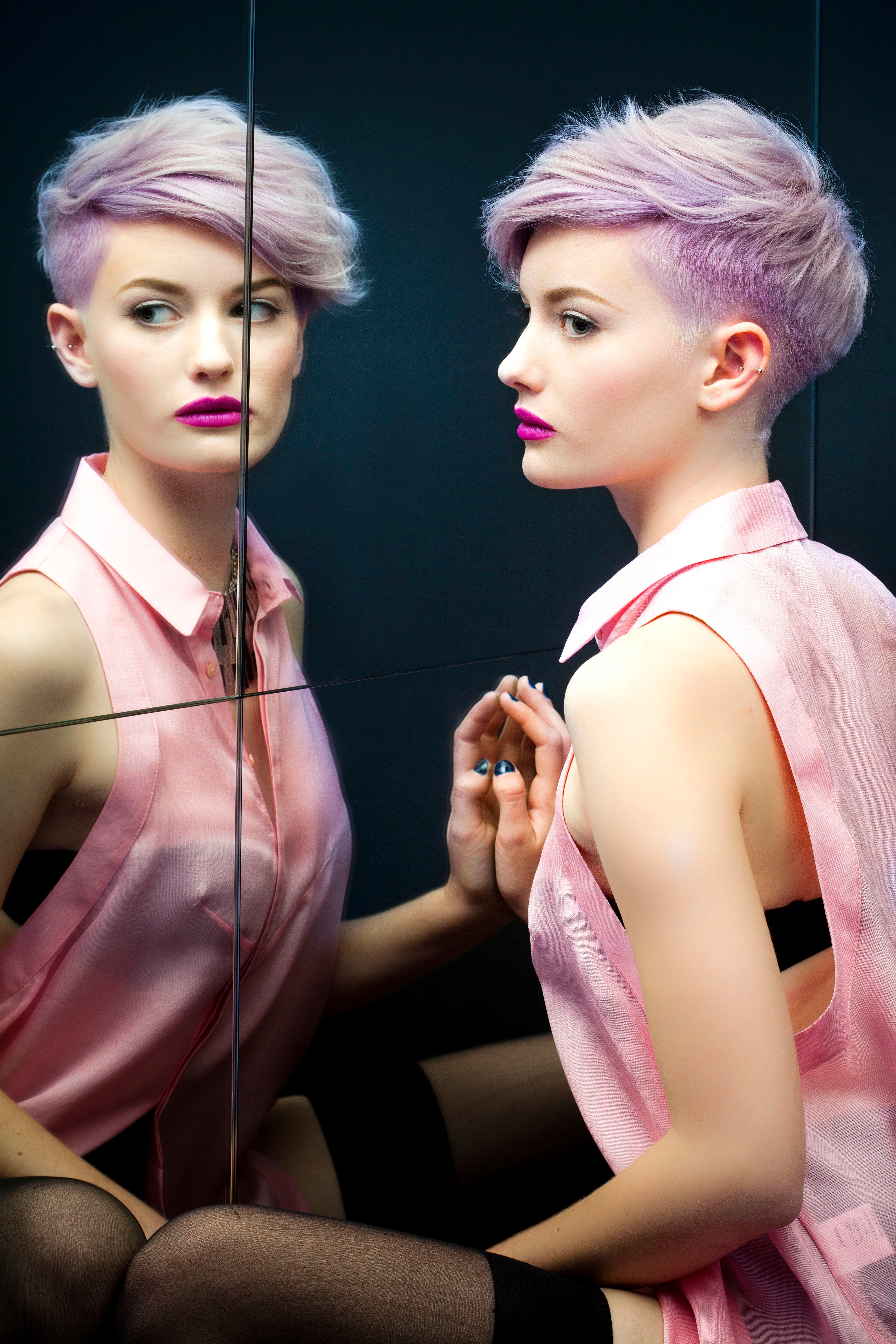 Adam Ciaccia Hairdresser Axis Hairdressing