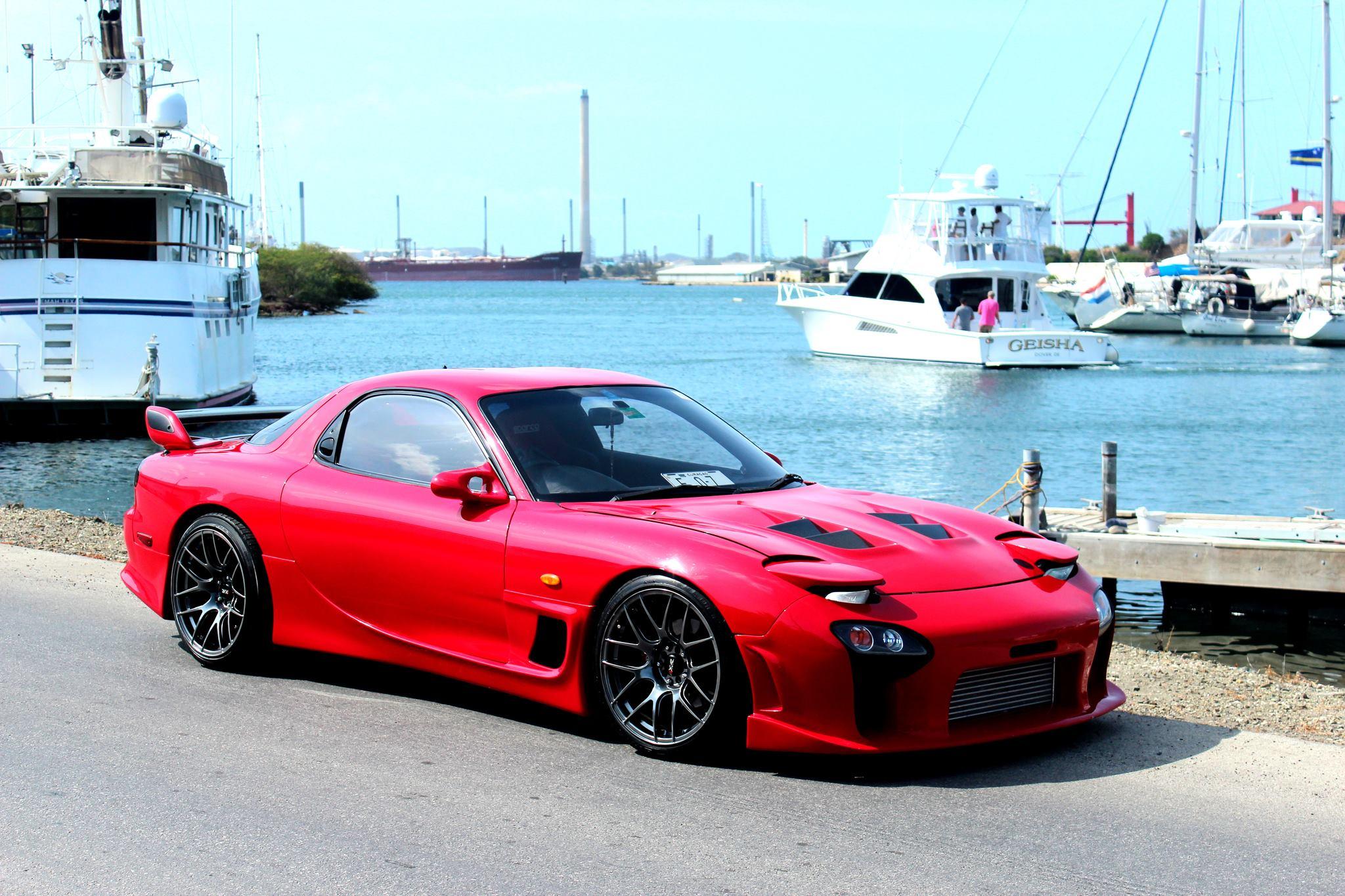 Mazda Zoom Zoom >> G7 Curacao Mazda Rx7 ( FD3S) | Jdm cars Mazda Rx7 (G7 Curacao)