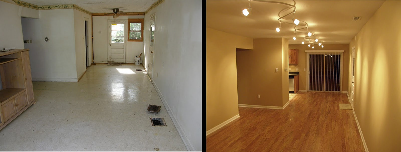 Tm Construction Living Room Remodel Before And After Living Rooms Remodeled Goods Home Design Eq