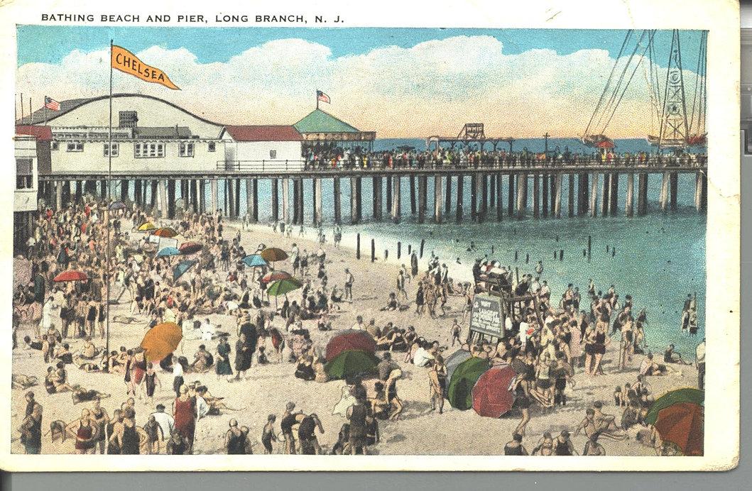Bathing Beach and Pier, Long Branch, NJ 1928.jpg