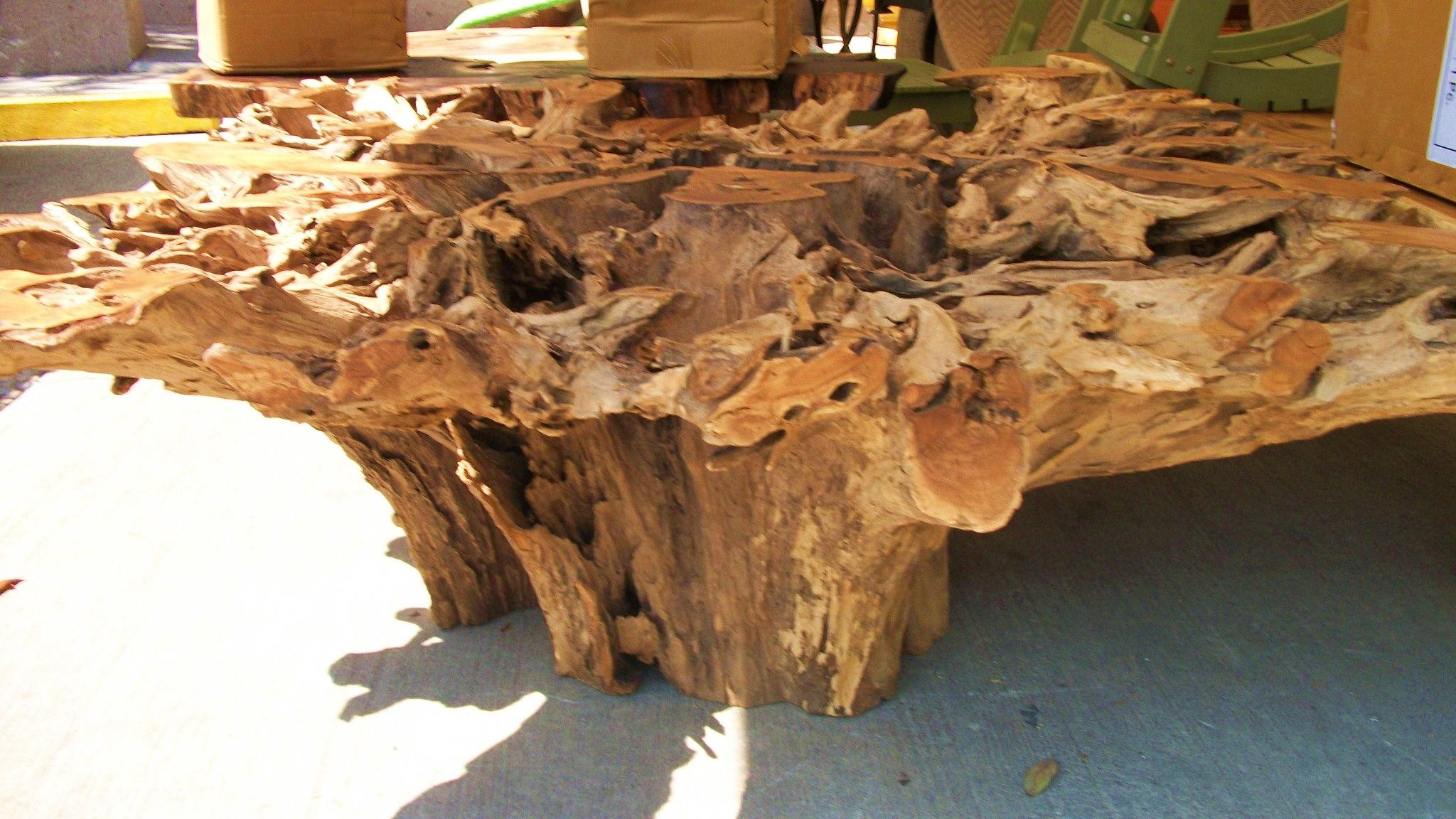 Muebles para exterior canelo patio y jard n coffee for Muebles de teka para jardin