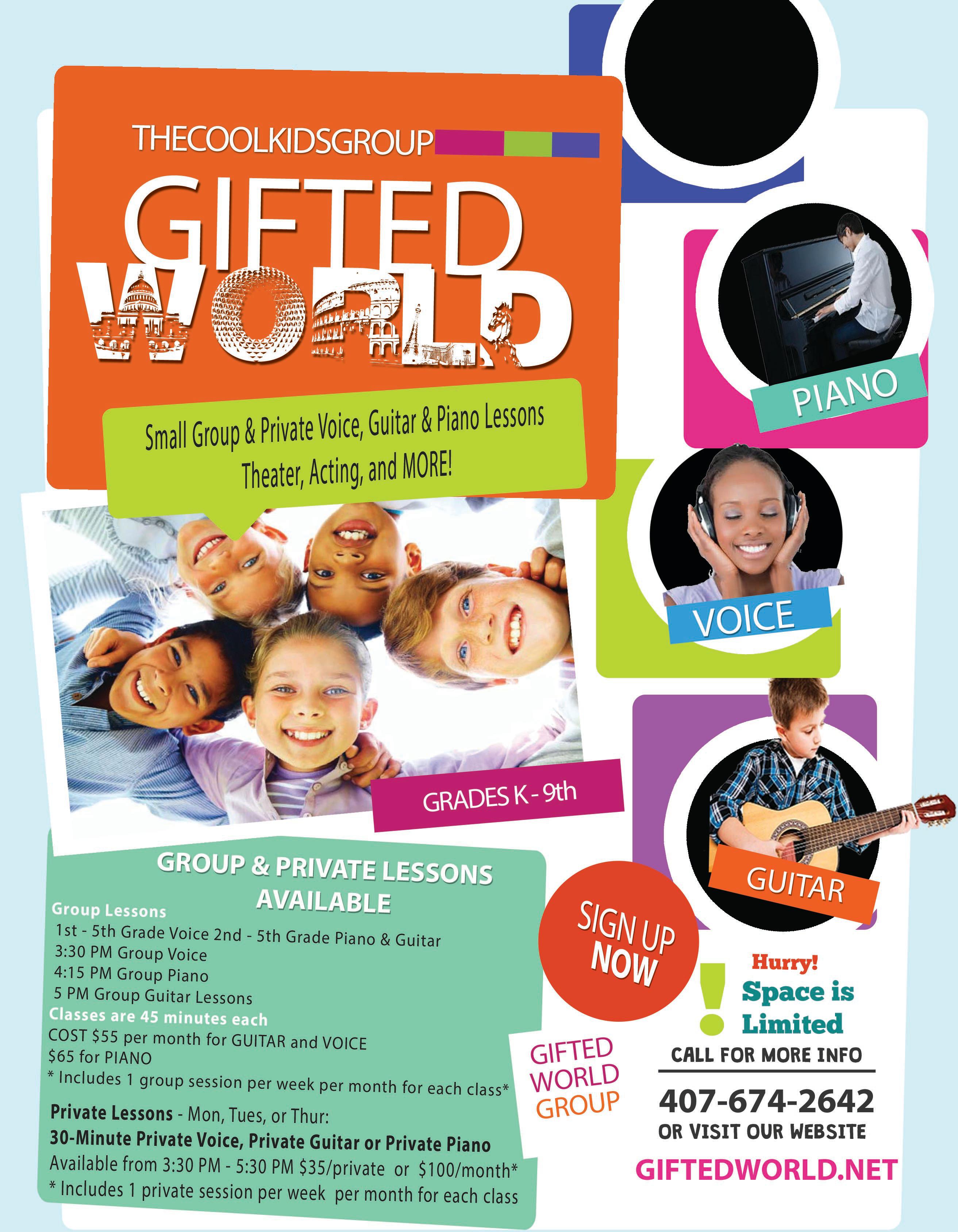gifted world fine art programs starchild