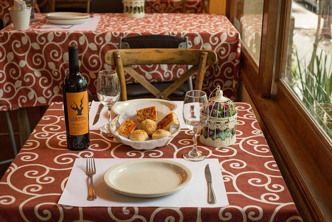 Kofetarica for Restaurantes de comida italiana