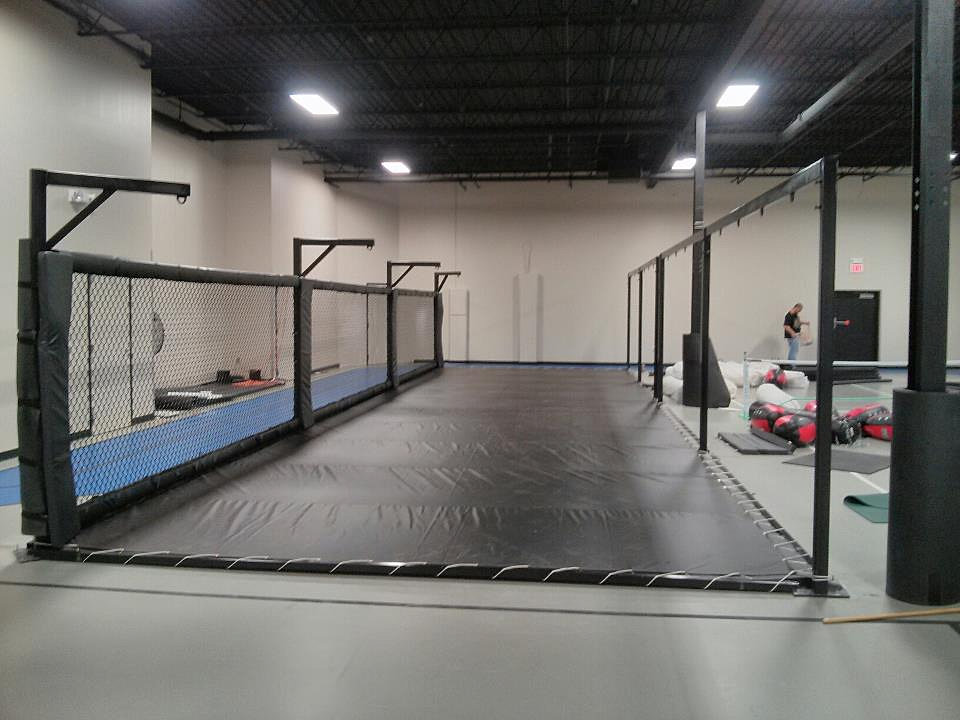 Rings And Cages Mma Cages Custom Design