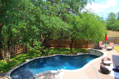 SOLD : Tree Filled Backyard. Swimming Pool, View. Solar Panels, Privacy