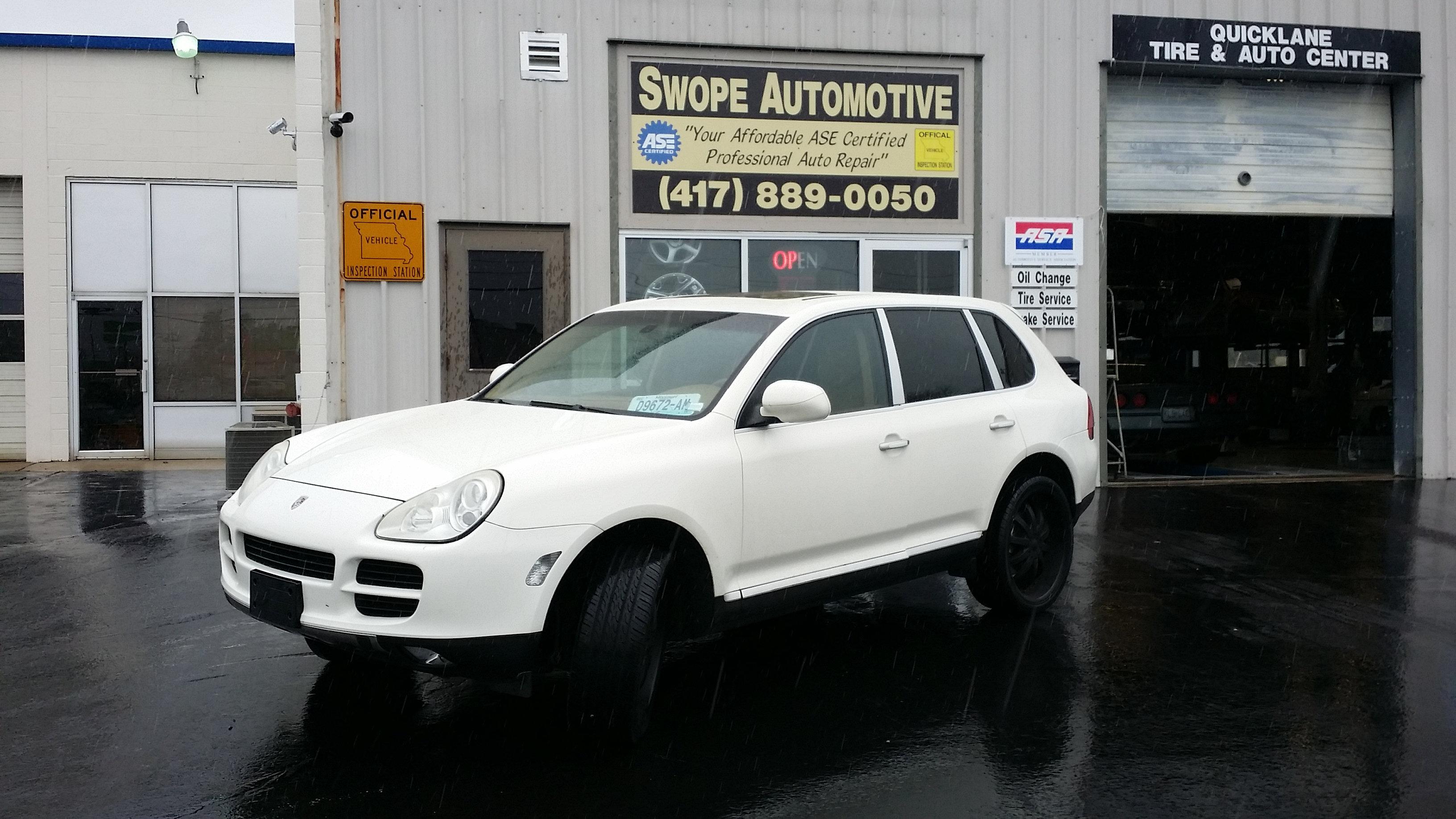 Premier Ase Certified Automotive Repair In Springfield Mo