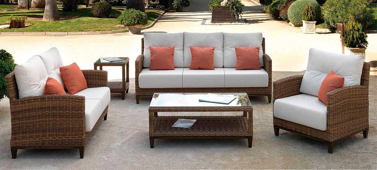 Descanshop muebles de terraza y jard n for Liquidacion muebles terraza