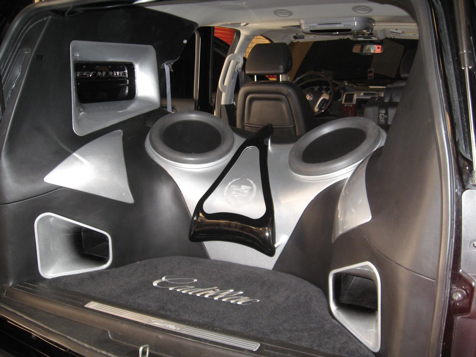 How to design a car audio system