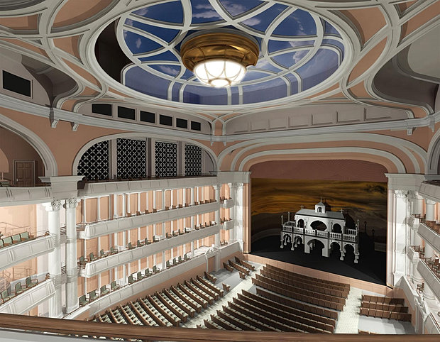 Flooring Services Charleston Sc : The projects group performing arts