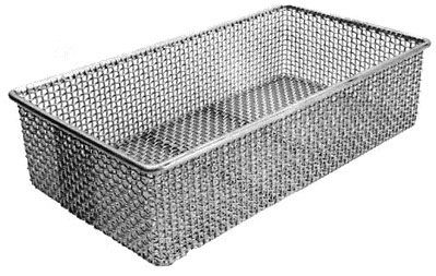 Unique Wire Mesh Basket Tray Crest - Electrical Diagram Ideas ...