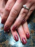 Pink Zebra Nails.JPG