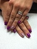 Purple Gel Polish