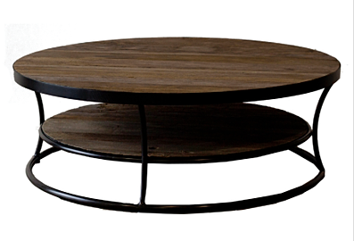 Industrial Elements Calgary Rustic And Industrial Furniture Decor Coffee Tables