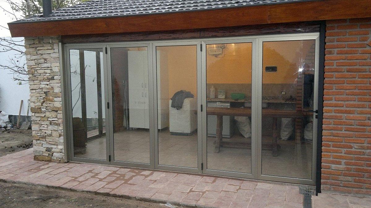 Puertas plegadizas de aluminio puertas plegadizas - Puertas plegables de aluminio ...