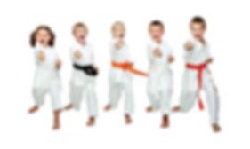 Tiger Kids Traditional Taekwondo Bad Wörishofen