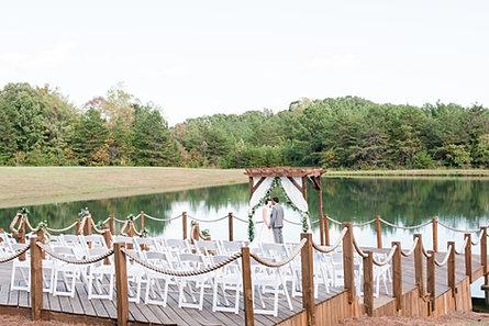 North Carolina Wedding Venue The Meadows