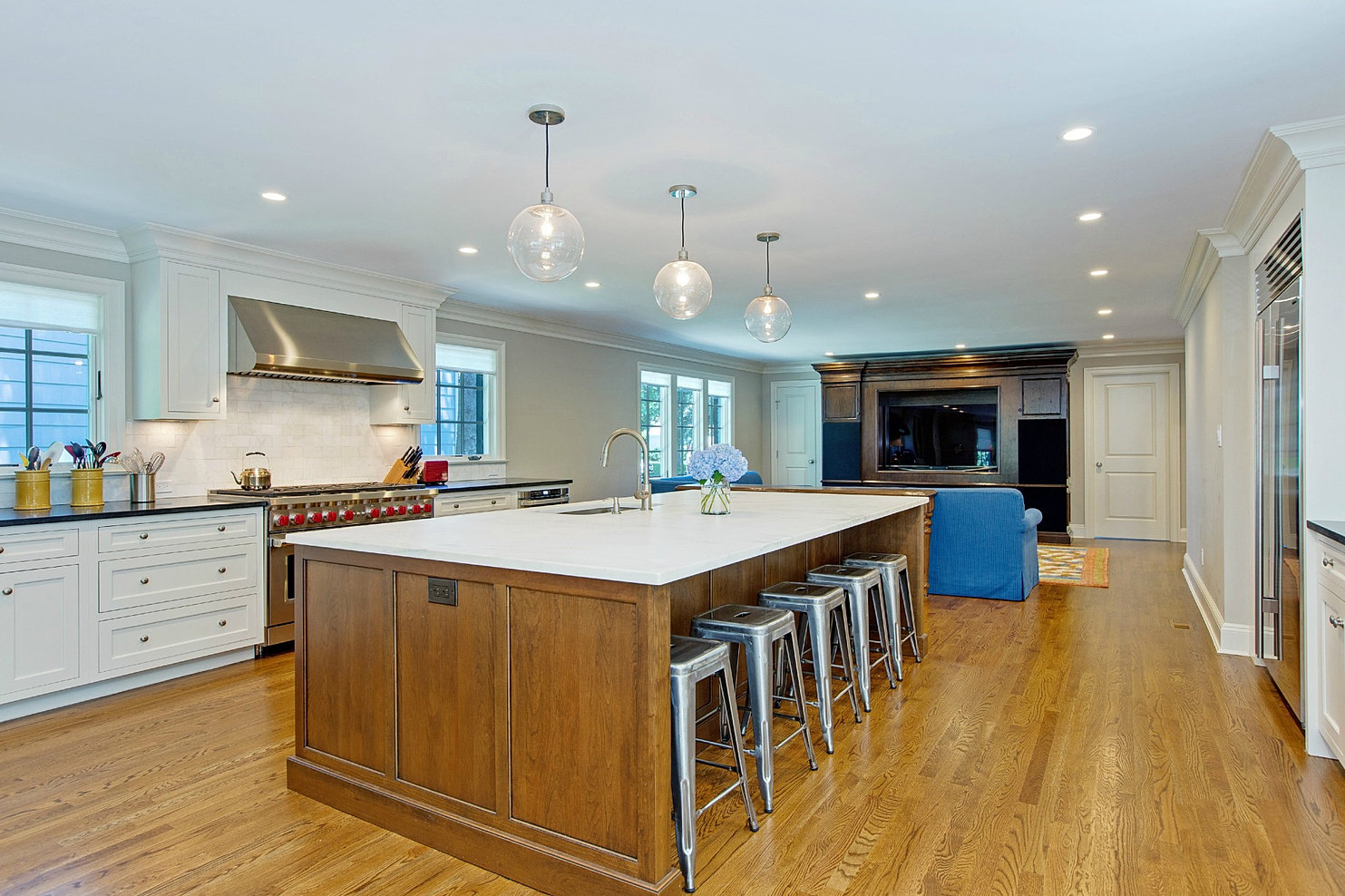Kitchen Family Room Kitchens Hierarchy Architecture Design Pllc
