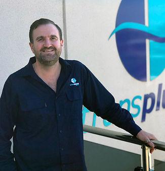 Caterhire team member Michael Paddick