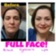 Full Face Makeover