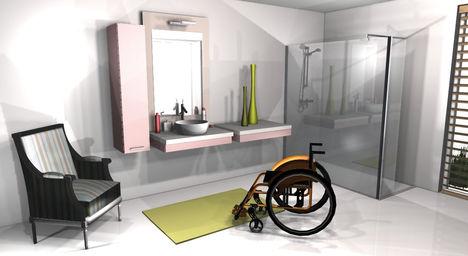 cuisine am nag e handicap s les d tails qui facilitent l 39 accessibilit aux personnes avec un. Black Bedroom Furniture Sets. Home Design Ideas