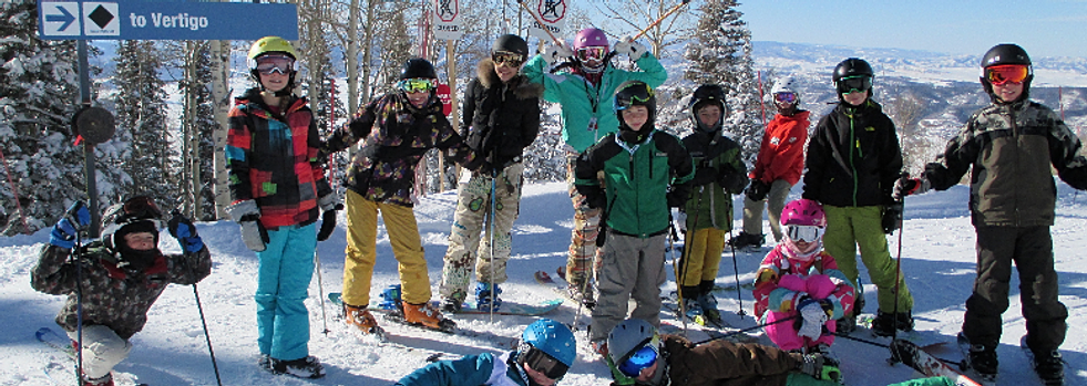 All-School Ski Day in Steamboat !