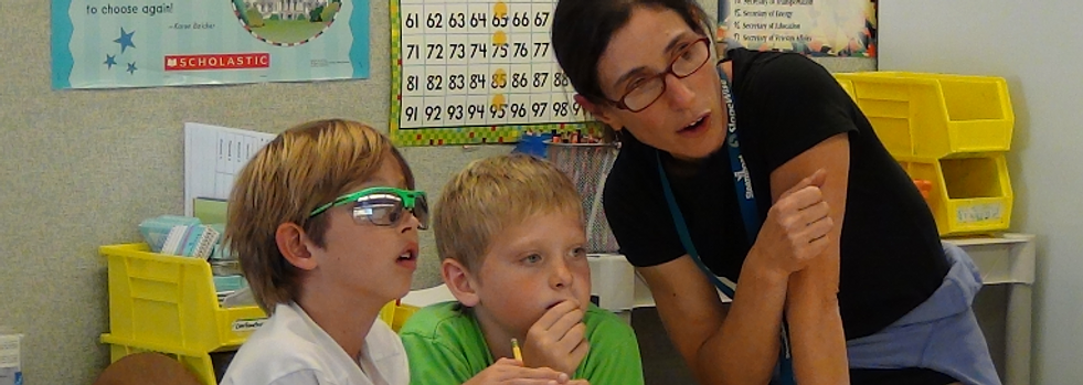 Learning challenging math concepts