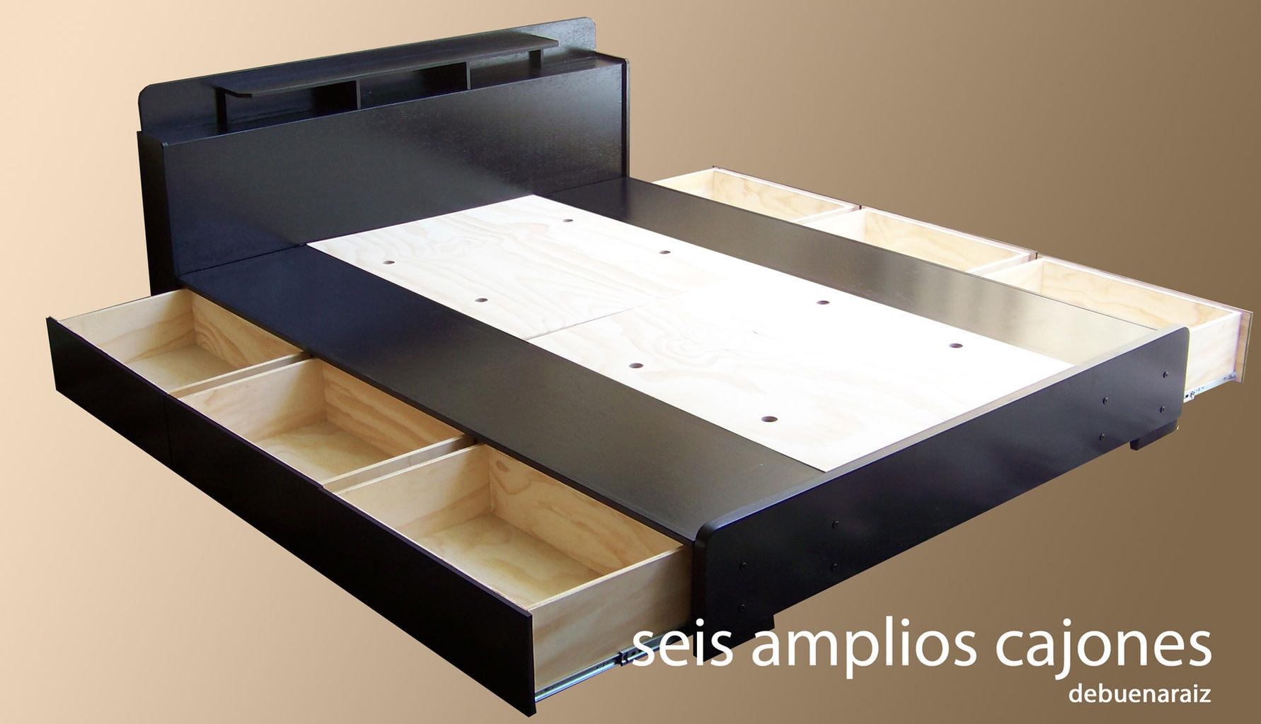 Bases de cama imagen with bases de cama gallery of te - Bases para cama ...