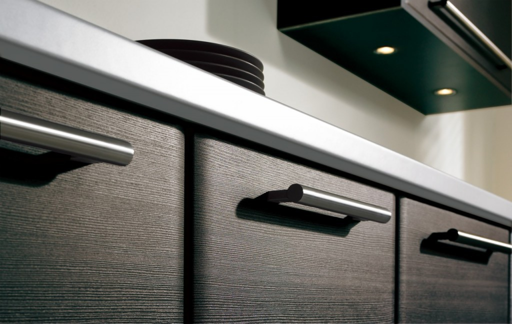 attractive Contemporary Kitchen Door Handles #1: Contemporary Kitchen Door Handles Zitzat