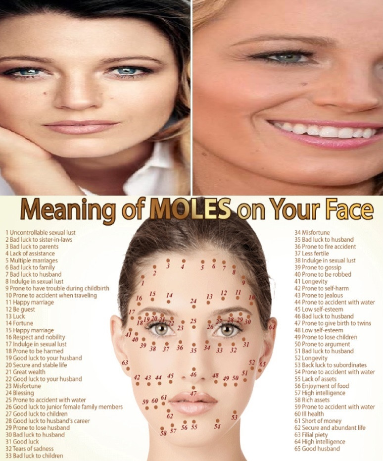 Meanings of moles