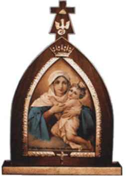 Resultado de imagem para Nossa Senhora de Schoenstatt