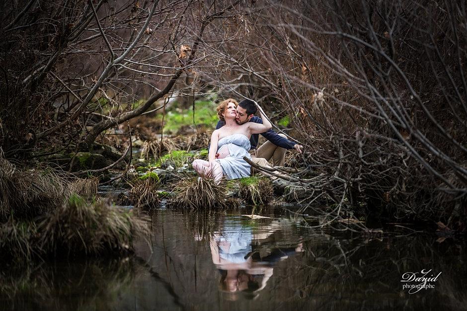 Davidz photographe enfant naissance b b n mes avignon for Shooting photo exterieur hiver