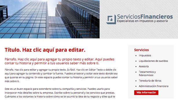 Empresa de contabilidad