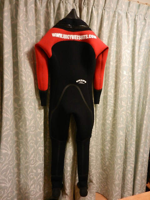 Juicy Wetsuits, New dry suits.