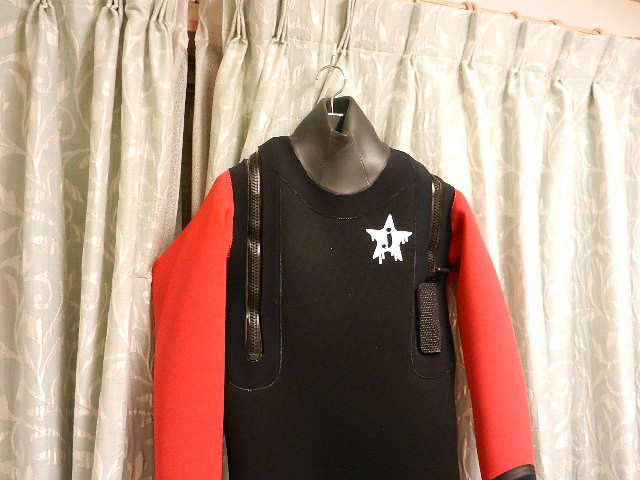 Juicy Wetsuits, New dry suits