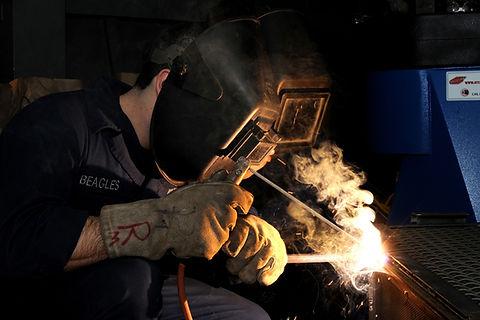 Shielded Arc Welding