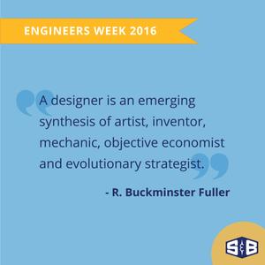 Engineers Week 2016 | S & B Engineers and Constructors, Ltd.