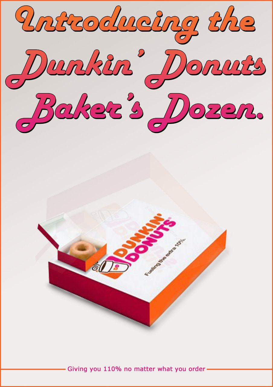 magazine ad for dunkin donuts jpgDunkin Donuts Banner Ad