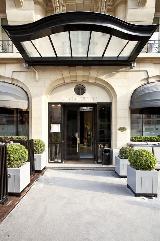 Spring Menu @ Hotel Montalembert, Paris | Dominique Debay Hotels & Resorts