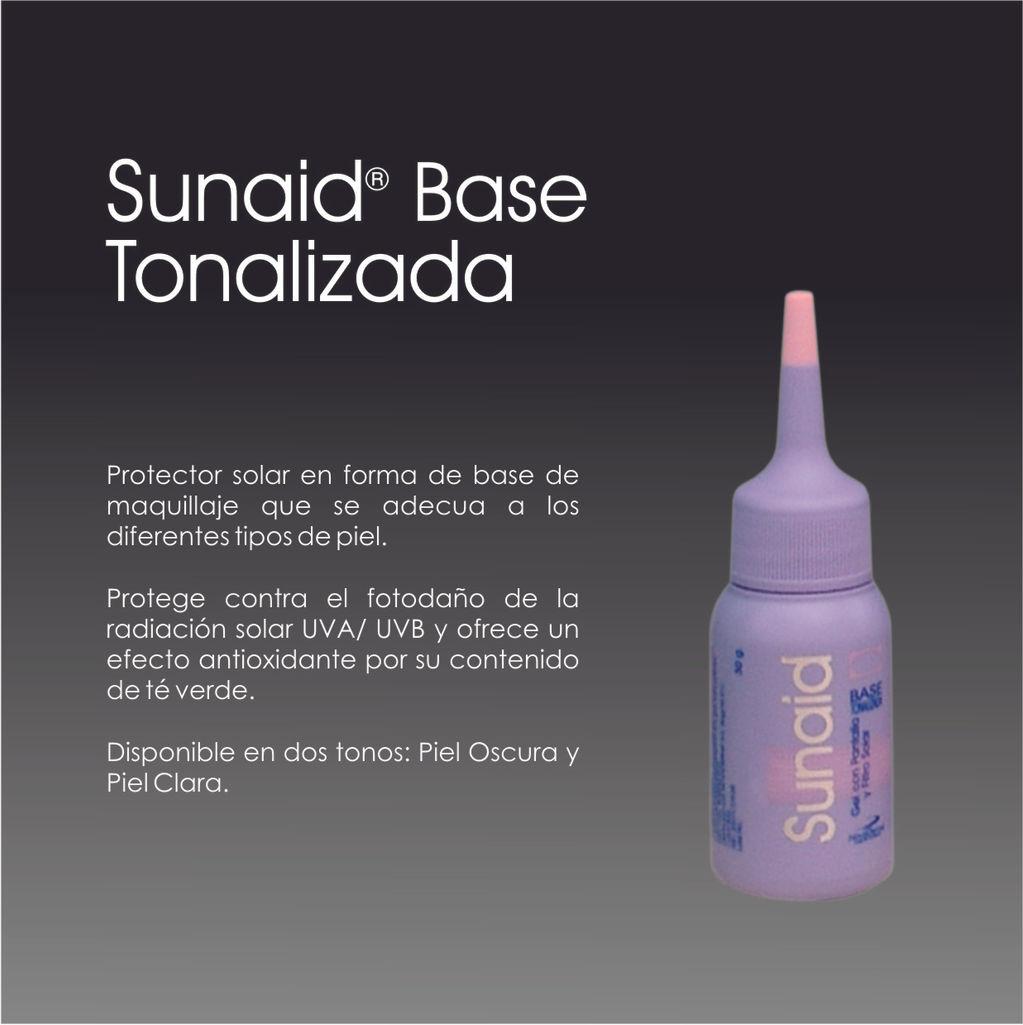 Sunaid Base Tonalizada